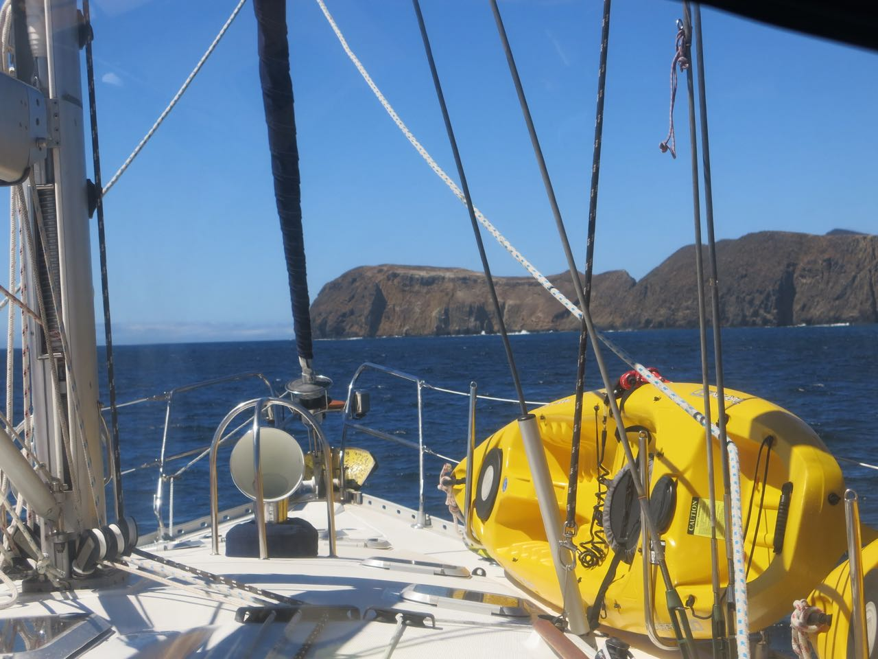 Go to East Fish Camp on Anacapa with Capt. Dan Ryder and Sai Channel Islands