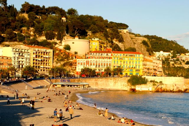 We actually prefer the Channel Islands, but have to admit that the food was better in France