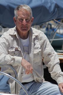 learn to sail with Capt. Dan at the sailing school of the channel islands