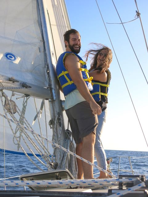 Wiley Economy Sail Charter