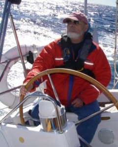 Brian Fagan, sailor, author, professor and raconteur.