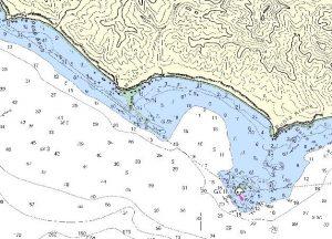 NOAA chart 18728