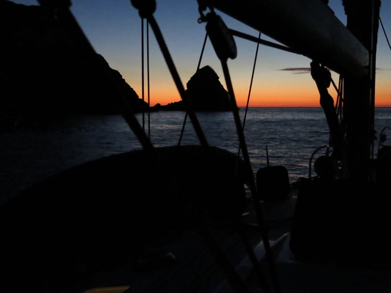 Sail to Potato Harbor on Santa Cruz Island with Capt. Dan Ryder and Sail Channel Islands