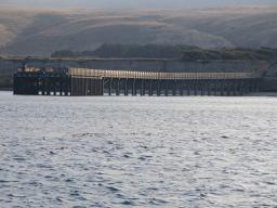 Bechers Bay sweet spot for anchoring